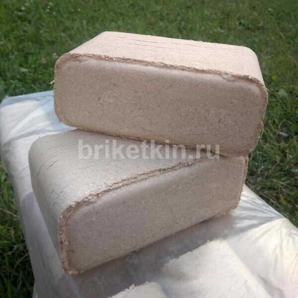 Дуб пыль от Брикеткина