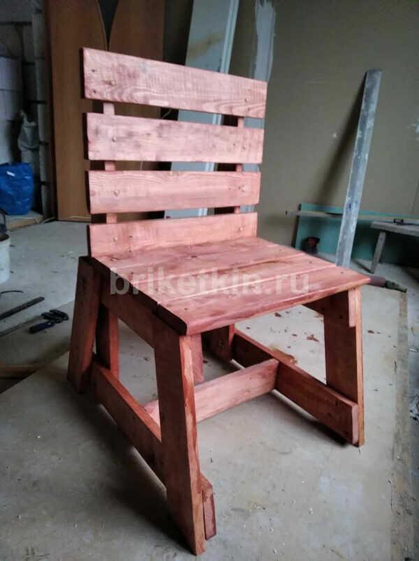 купить садовый стул у Брикеткина